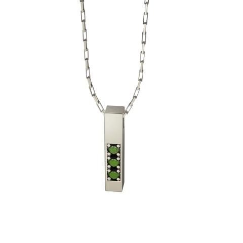 amuleto pingente dj laroc felipe aloisi joalheria ouro safira esmeralda diamante negro ouro branco (20)